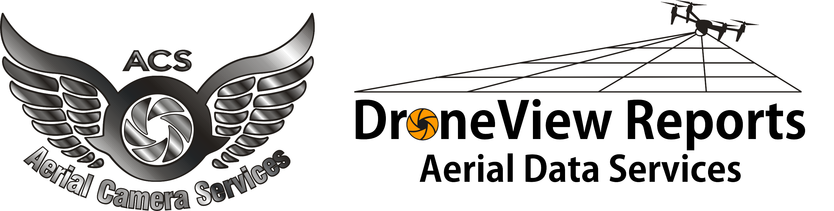 Aerial Camera Services / Drone View Reports Logo